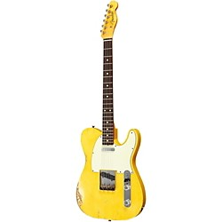 Fender Custom Shop 1961 Telecaster Relic Electric Guitar Masterbuilt by Dale Wilson (9211000833)