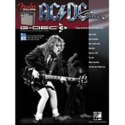Music Sales Fender G-Dec AC/DC Play-Along Guitar Songbook/SD Card
