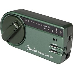 Fender GT-1000 Green Kinetic Tuner