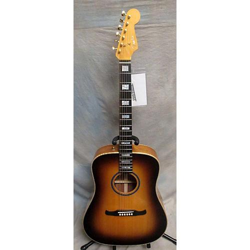 Fender Fender Master Designed Kingman V RF Acoustic Electric Guitar