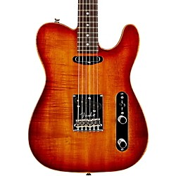 Fender Select Koa Top Telecaster Electric Guitar