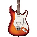 Fender Standard Stratocaster HSS Plus Top with Locking Tremolo, Rosewood Fingerboard