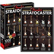 Hal Leonard Fender Stratocaster 1000-Piece Jigsaw Puzzle