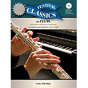 Carl Fischer Festival Classics for Flute Book