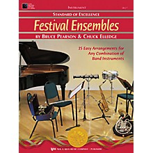 KJOS Festival Ensembles Bassoon Trombone Bari Bc