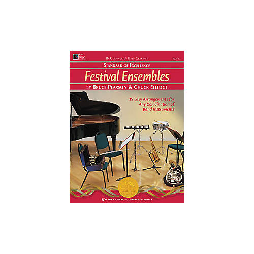 KJOS Festival Ensembles Clarinet/ Bass Clarinet