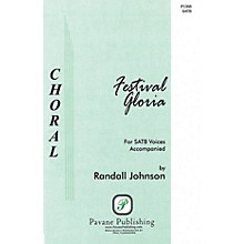 Pavane Festival Gloria Parts Composed by Randall Johnson