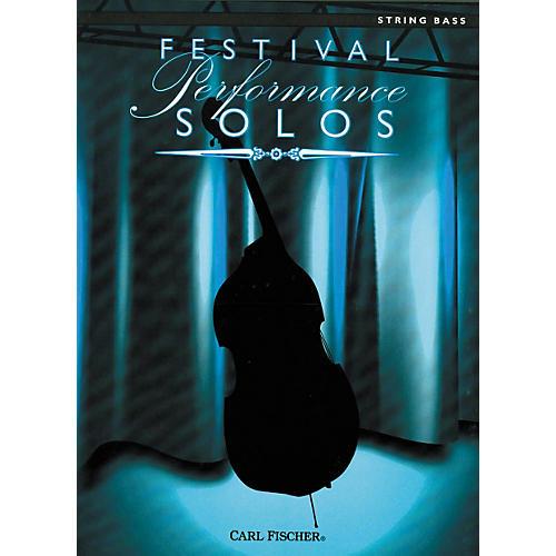 Carl Fischer Festival Performance Solos Book-thumbnail
