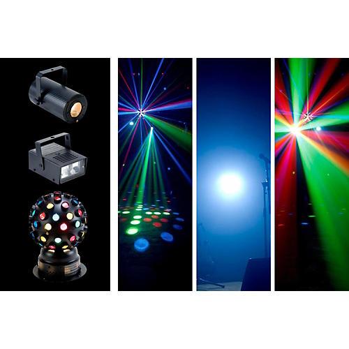 American DJ Festive Light Pak II