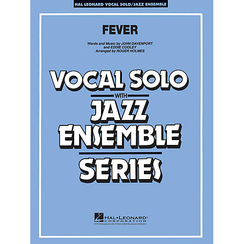 Hal Leonard Fever (Key: Ami-Bbmi) Jazz Band Level 3-4