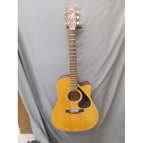 Yamaha Fg411sce Acoustic Electric Guitar-thumbnail