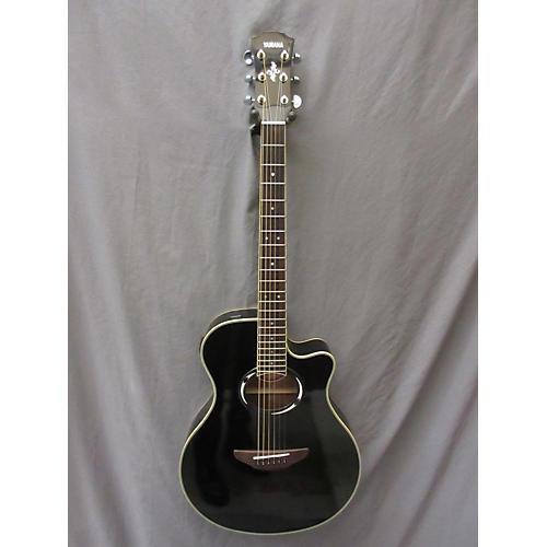 Yamaha Fg423 Black Acoustic Guitar