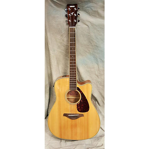 Yamaha Fgx7 Acoustic Electric Guitar-thumbnail