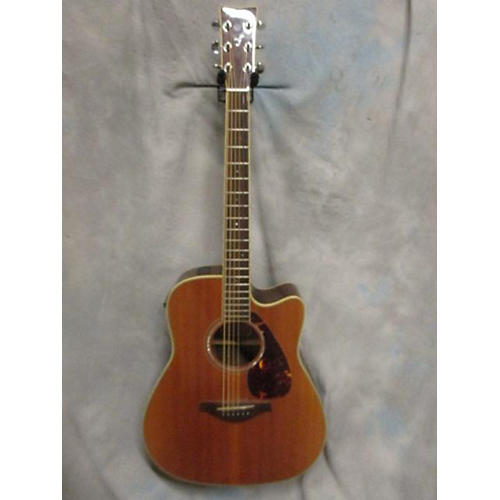 Yamaha Fgx730sca Acoustic Electric Guitar-thumbnail