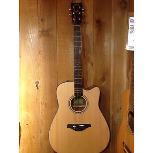 Yamaha Fgx800c Acoustic Electric Guitar-thumbnail