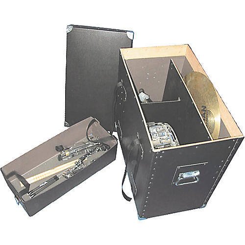 Nomad Fiber Trap Case with Wheels  24 x 14 in.-thumbnail