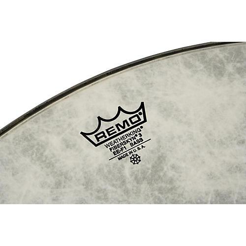 Remo FiberSkyn 3 EE Heavy Bass Drum Head-thumbnail