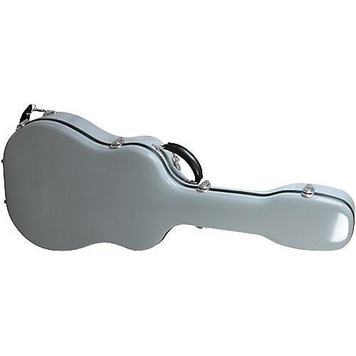 Musician's Gear Fiberglass Dreadnought Guitar Case-thumbnail