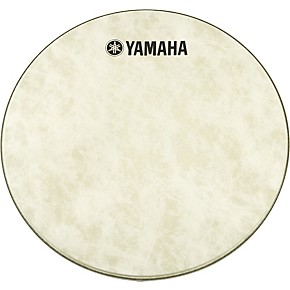 yamaha fiberskyn 3 concert bass drum head 32 in guitar center. Black Bedroom Furniture Sets. Home Design Ideas