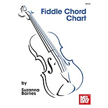 Mel Bay Fiddle Chord Chart