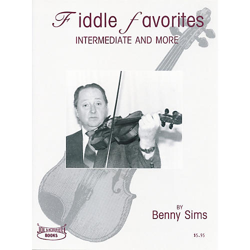 Morrell Music Fiddle Favorites Book