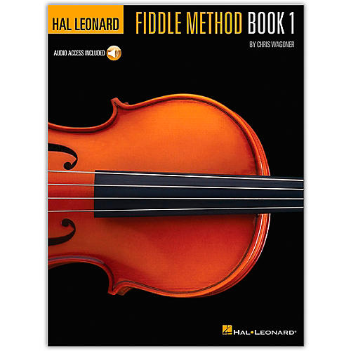 Hal Leonard Fiddle Method Book 1 Book/Online Audio