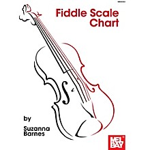 Mel Bay Fiddle Scale Chart