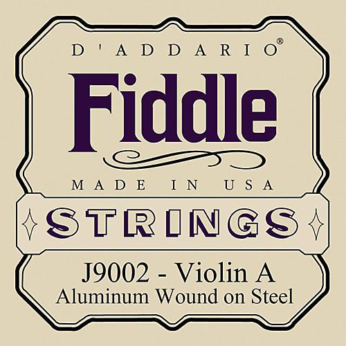 D'Addario Fiddle Series Violin A String