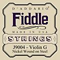 D'Addario Fiddle Series Violin G String thumbnail
