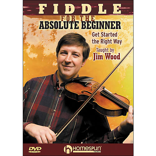 Homespun Fiddle for The Absolute Beginner DVD-thumbnail