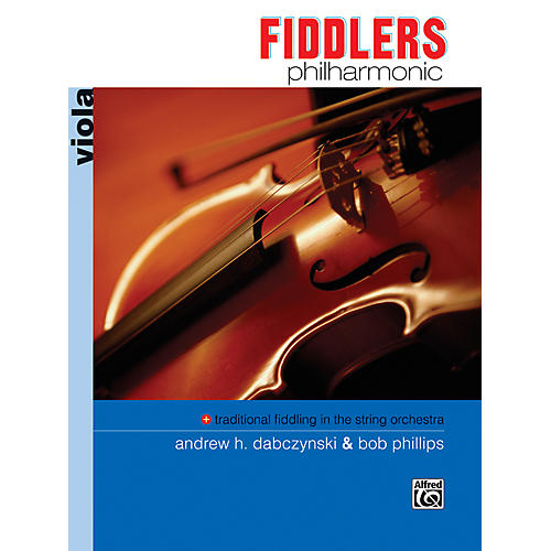 Alfred Fiddlers Philharmonic Viola Book-thumbnail