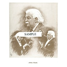 Music Sales Fiedler (Lupas Large Portrait Poster) Music Sales America Series