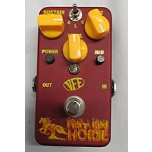 VFE Fiery Red Horse Effect Pedal