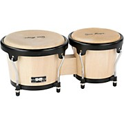Fiesta Bongos Natural / Black Hardware