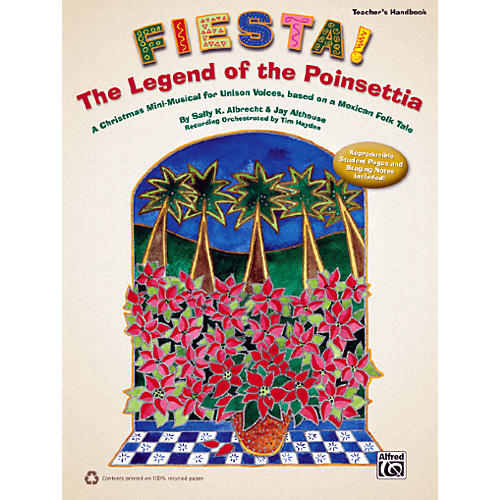 Alfred Fiesta! The Legend of the Poinsettia Teacher's Handbook-thumbnail