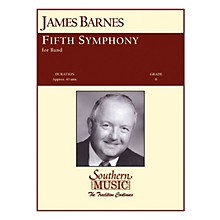 Southern Fifth Symphony Concert Band Level 6 Composed by James Barnes