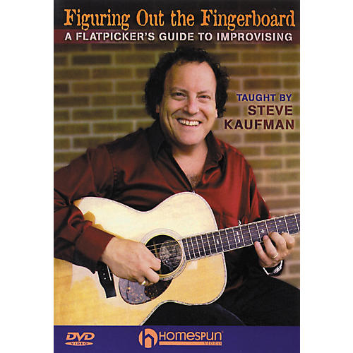 Homespun Figuring Out the Fingerboard (DVD)-thumbnail