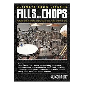 hudson music fills chops ultimate drum lessons dvd guitar center. Black Bedroom Furniture Sets. Home Design Ideas