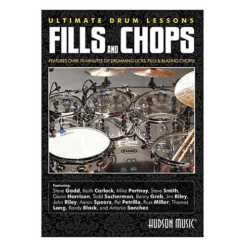 Hudson Music Fills & Chops Ultimate Drum Lessons DVD-thumbnail