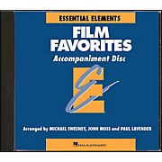Hal Leonard Film Favorites - CD Accompaniment