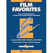 Hal Leonard Film Favorites Conductor Book/CD