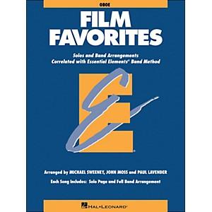 Hal Leonard Film Favorites Oboe by Hal Leonard