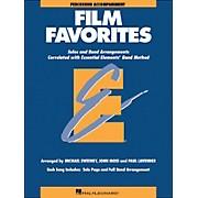 Hal Leonard Film Favorites Percussion