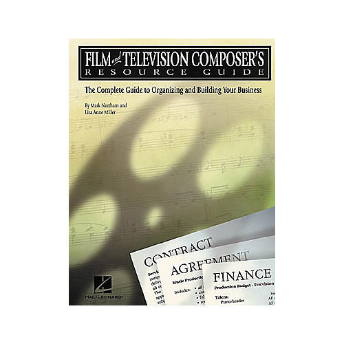 Hal Leonard Film and Television Composer's Resource Guide Book-thumbnail