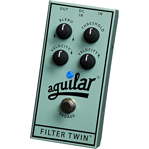 Aguilar Filter Twin Bass Effects Pedal