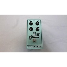 Aguilar Filter Twin Dual Envelope Filter Bass Effect Pedal