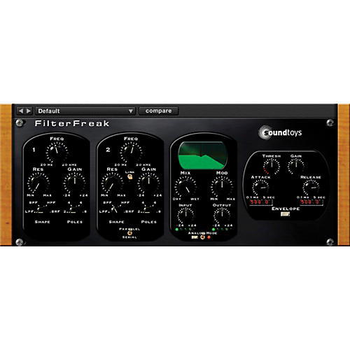 Soundtoys FilterFreak TDM V4