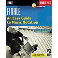 Berklee Press Finale - Easy Guide to Music Notation (Book/CD) thumbnail