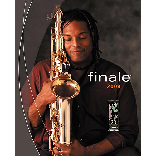 Finale Finale 2009 Music Notation Software - Retail Version