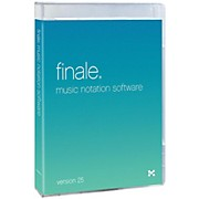 Makemusic Finale 25 Competitive Upgrade